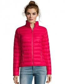 Women`s Light Padded Jacket Ride